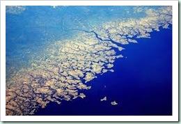 fractal shoreline
