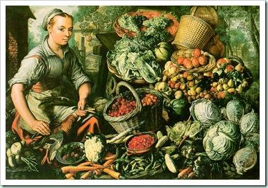 beuckelaer  market woman