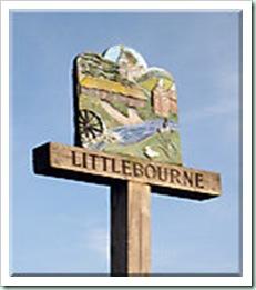 littlebourne sign