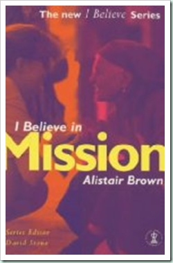 i believ ein mission a brown