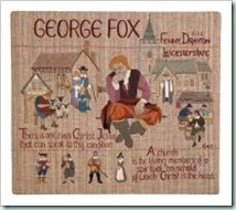 quaker tapestry fox