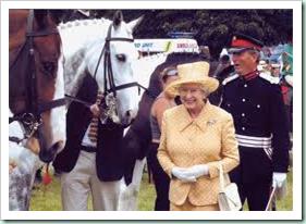 queen horse