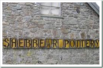 shebbear pottery