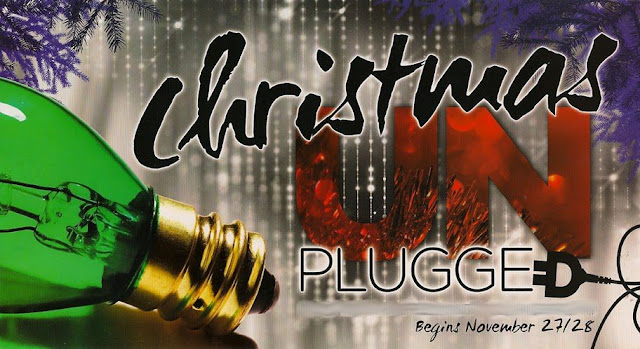 Christmas UNplugged Ad page 1