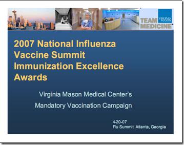epidemiology paper on influenza