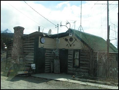 Carcross-House