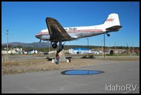 DC-3 Weathervane