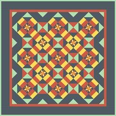 serendipity merge frame triangles
