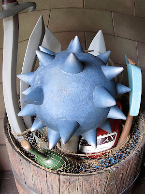 My Big Spikey Ball
