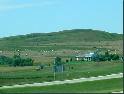 Bismarck to Medora ND 009