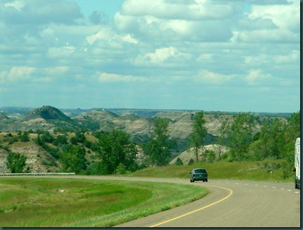 Bismarck to Medora ND 090