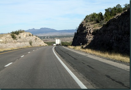 Vegas to Williams, AZ 085
