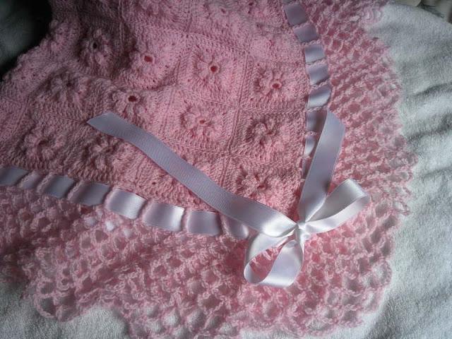 Mantilla Para Bebe Crochet Saquito Otros Ars Preciolandia