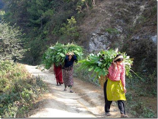 Village-women