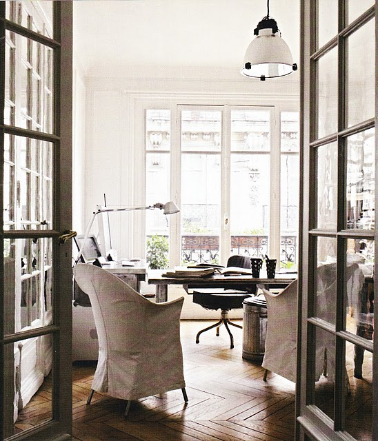 French Apartment Design