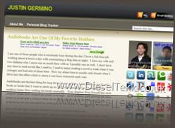 DieselTekk - JustinGermin_com Audiobooks