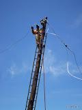 Kabels aanleggen voor electriciteit
