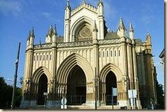 Catedral Nueva victoria España