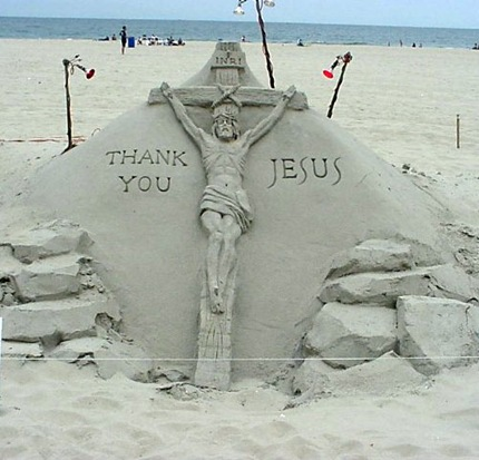 jesus-sand-sculpture