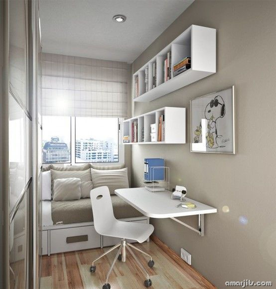 Interior Design for Small Rooms amarjits (4)