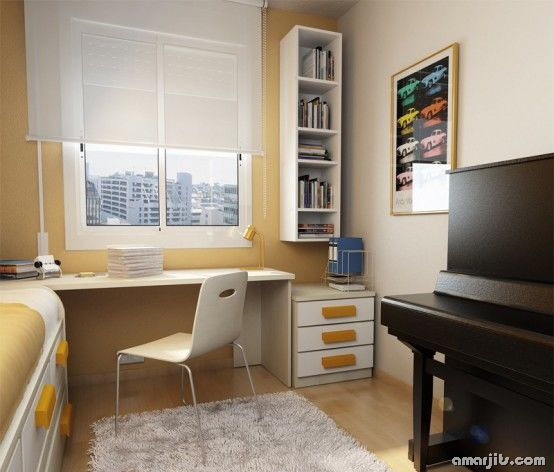 Interior Design for Small Rooms amarjits (11)