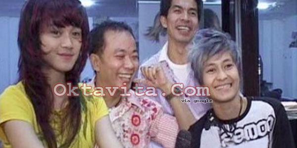 Gaya Rambut Mitha dan Dara