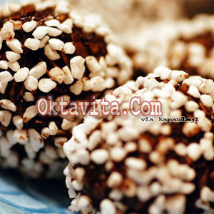 Cokelat Bola Crispy