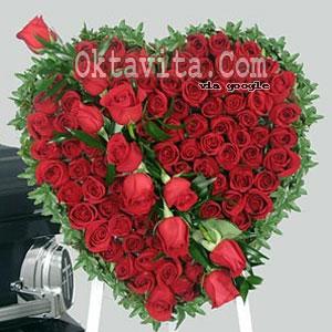 Mawar Kado Valentine
