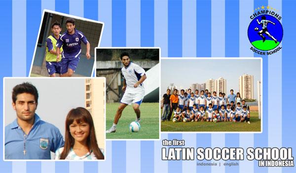 champions soccer school