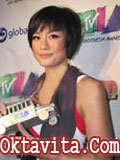 Agnes Monica MTV Indonesia Awards 2009