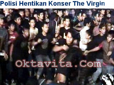 Konser the Virgin