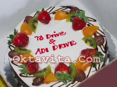 Drive Band Ultah