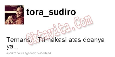 Tora Sudiro