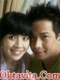 Delon dan Yeslin Wang Pacaran