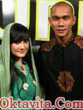 Foto Kiki Amalia dan Markus Harison Haris Maulana