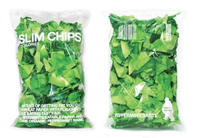 Slim Chips menta