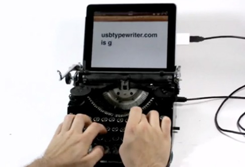usb typewriter 1