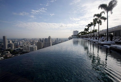 Marina Bay Sands Skypark 3