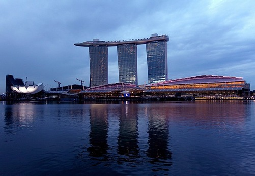 Marina Bay Sands Skypark 4