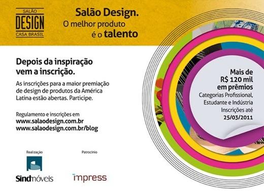Salão Design 2011