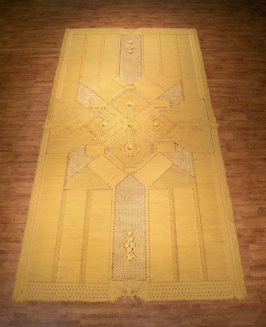 We Make Carpets - Pasta Carpet_1