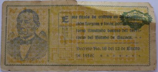 Billetes Antiguos de Oaxaca B_P1000935