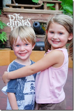 emma and skylar pirates smiling (1 of 1)