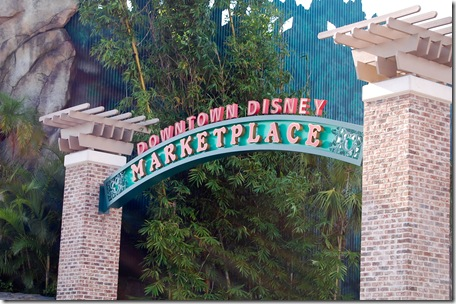 dt disney entrance (1 of 1)