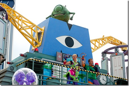 monsters inc parade (1 of 1)