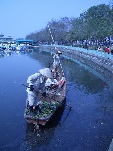 Сборщики мусора. Ханой. Вьетнам. Фото Е. Есина
