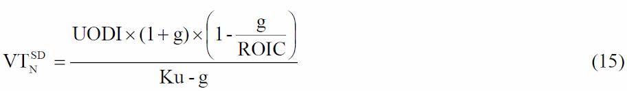 Como calcular el EVA