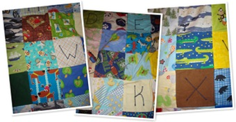 View Boy I-Spy Quilt