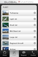 Screenshot of JetsApp
