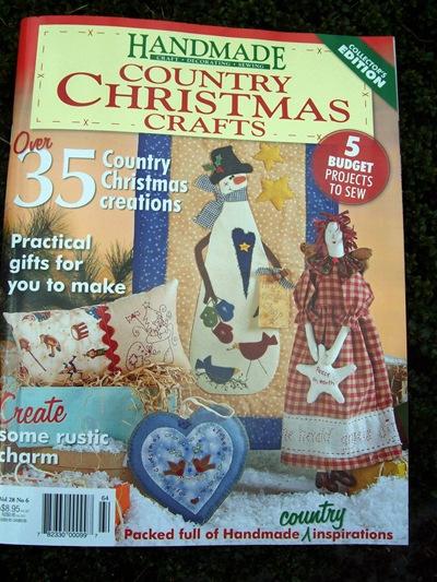 Handmade mag Christmas